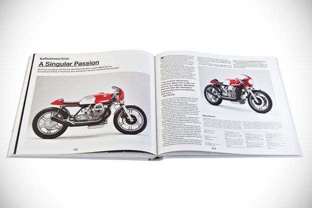 Motorcycle book from Bike EXIF