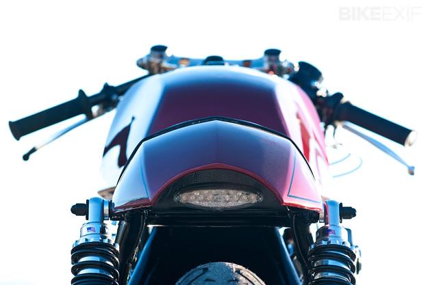 Kott Honda CB750 DOHC | Bike EXIF