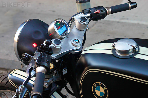 BMW R100RT by Bill Costello