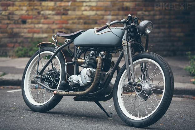 Triumph T100 SS