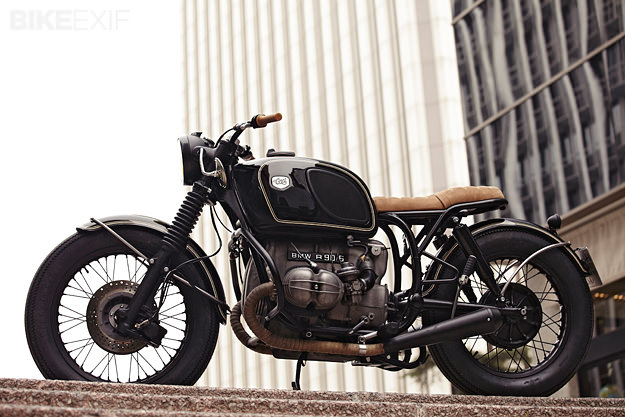 BMW R90/6 cafe racer