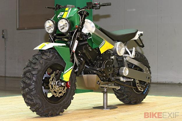 Caterham motorcycle