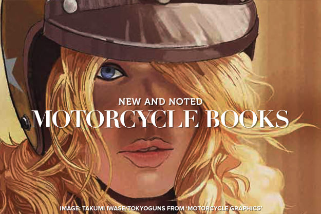 New motorcycle books
