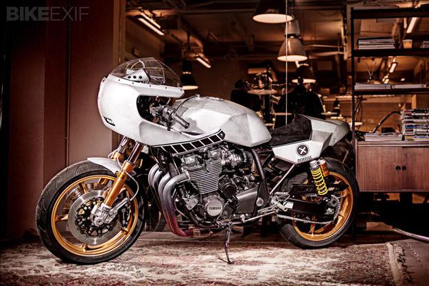 Yamaha XJR1300 by Deus