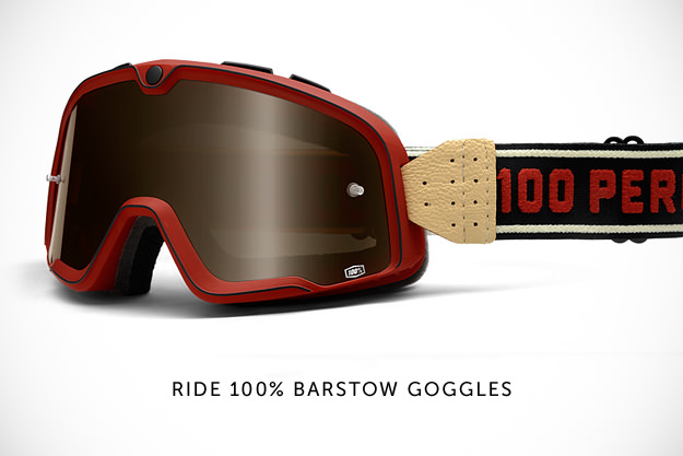 Ride 100% Barstow goggles