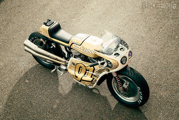 Harley Sportster by Icon 1000