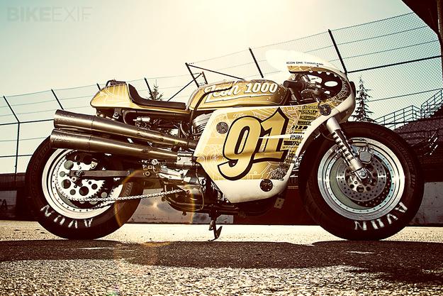 Custom Harley Sportster by Icon 1000