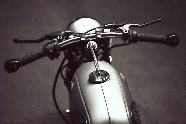 Honda CBS125