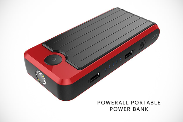 The Powerall battery pack