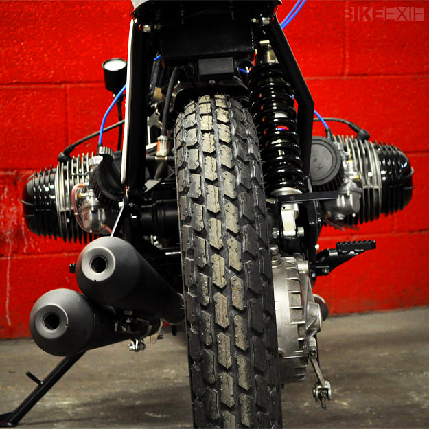 BMW R80GS by Blitz Motorcycles