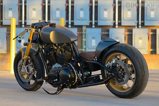 Drag bike by DP Customs
