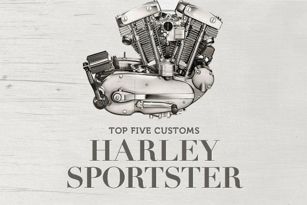 The best Harley-Davidson Sportster customs