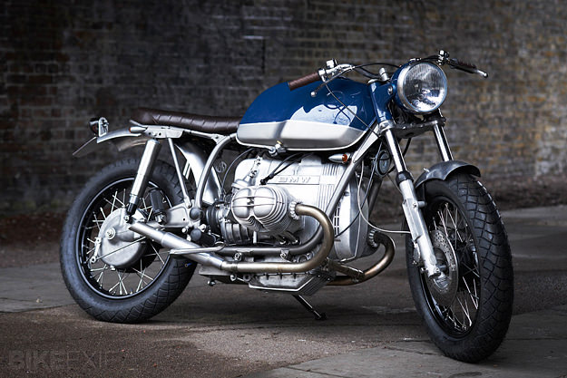 BMW R100 RT custom motorcycle