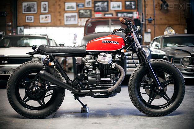 CX500 by Herencia Custom Garage