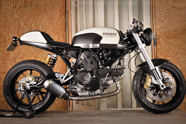 Ducati Sportclassic by Shed X