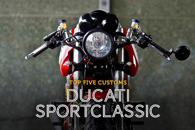 Ducati Sportclassic Sport 1000