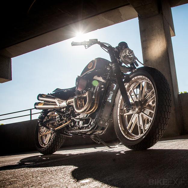 Harley-Davidson 48 Sportster