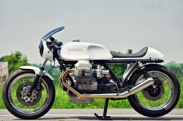 Moto Guzzi Le Mans by HTMoto