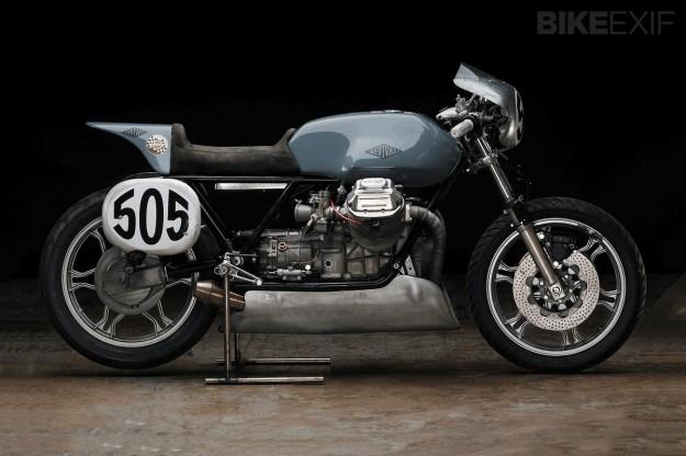 Moto Guzzi Le Mans by Revival Cycles