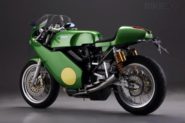 Paton motorcycle