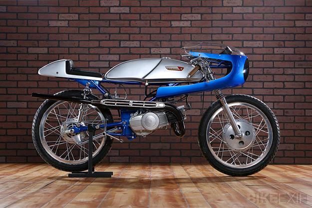 1969 Suzuki T125 Stinger