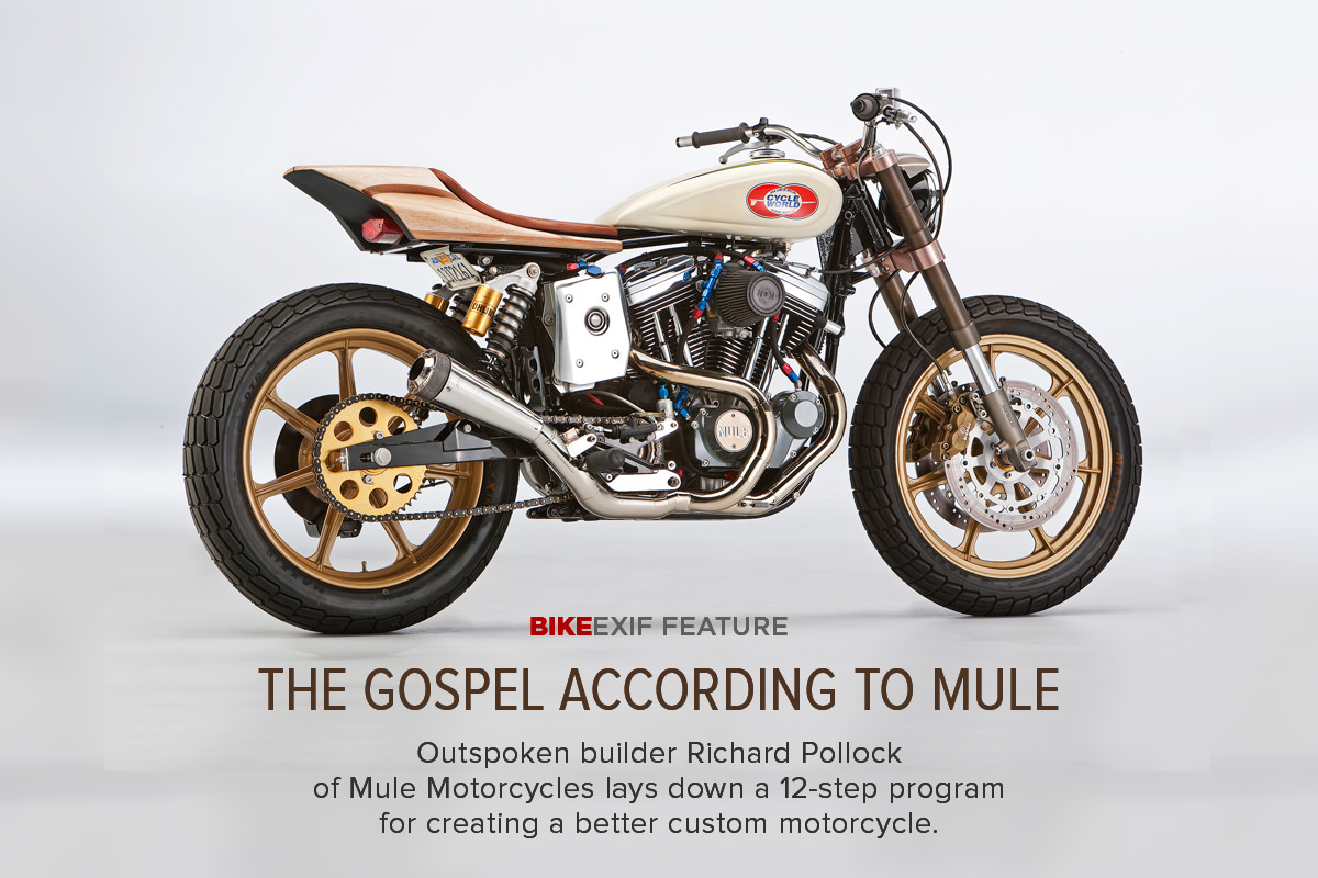 12 Steps To Building A Cafe Racer Bike Exif 1983 Honda Shadow 500cc Full Size