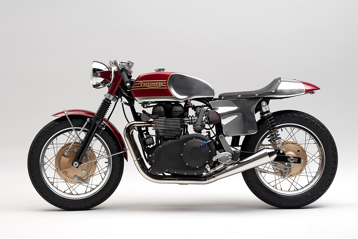 12 Steps To Building A Cafe Racer Bike Exif How Tall Is Suzuki 125 Dirt Full Size