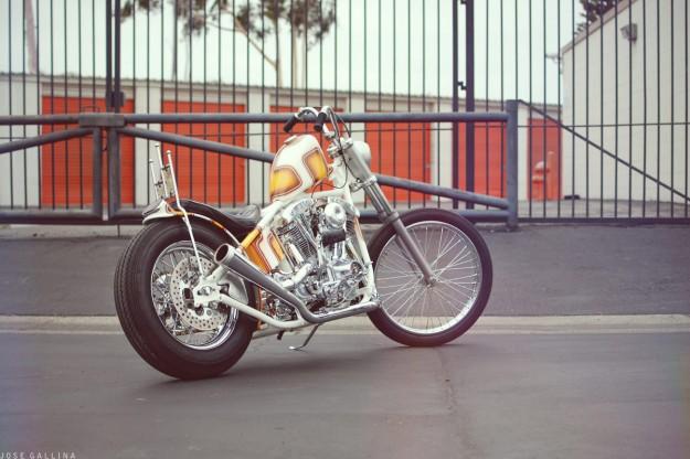 Motocycle photography: background checks