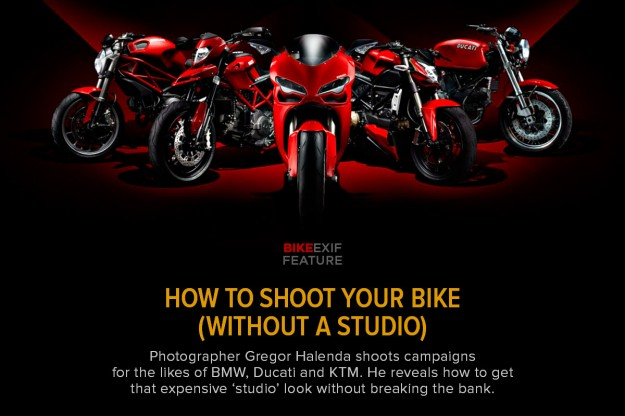 Motorcycle Photography tips