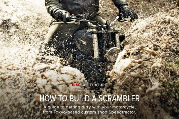 How To Build A Scrambler Motorcycle