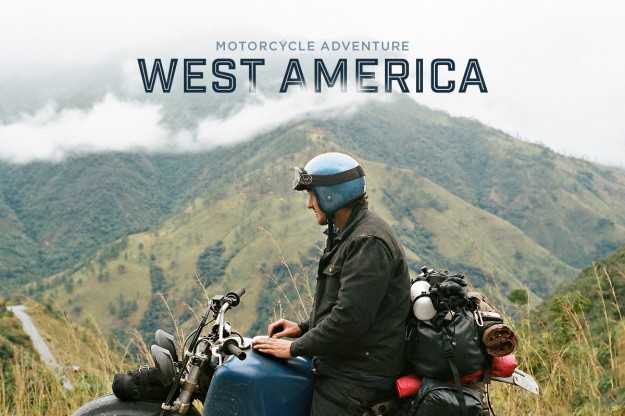 Adventure motorcycles