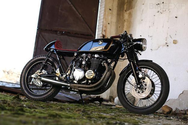 Honda CB550