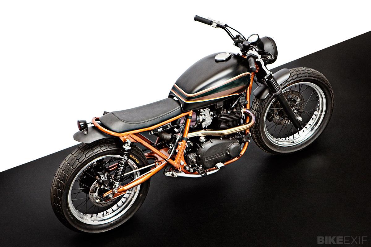 Top 5 Kawasaki KZ750s   Bike EXIF
