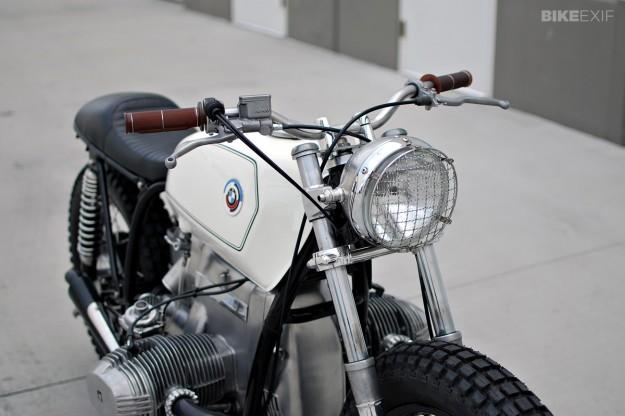 R100 BMW by Kim Boyle