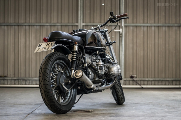 BMW R100RS custom motorcycle built by Cafe Racer Dreams