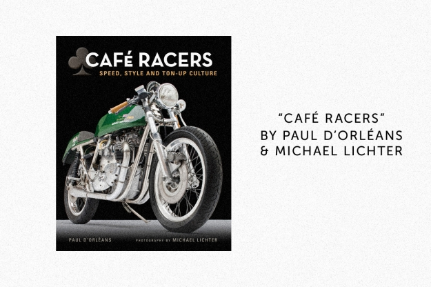 Cafe racers book