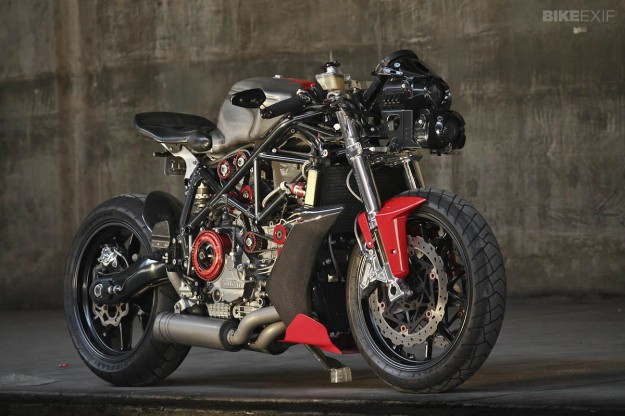 Ducati 749 custom