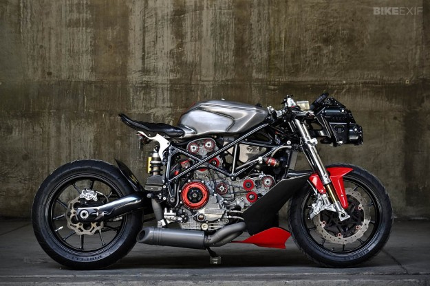 The best motorcycles from 2014 so far: Ducati 749 custom