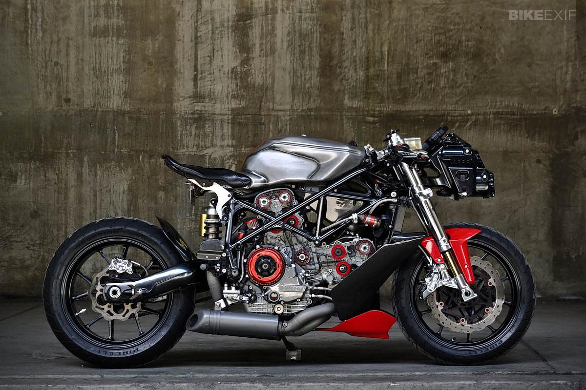 Ducati 749 By Gustavo Penna Bike Exif