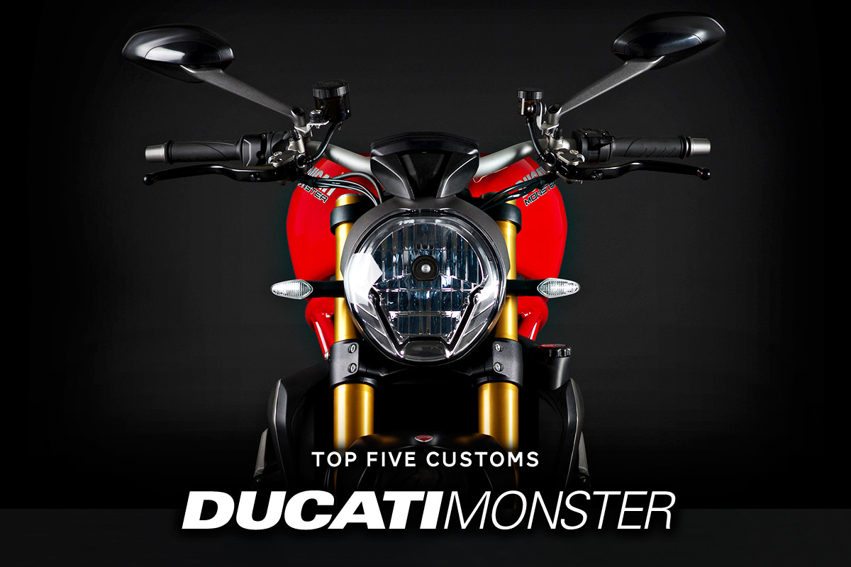 Top 5 Ducati Monster Customs Bike Exif 900 Wiring 1995 The Is One Of Most Iconic Motorcycles All Time Since It Went On Sale In 1993 Over 275000 Have Rolled Out Bologna Factoryand