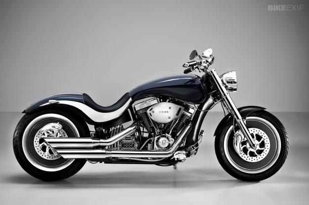 Fisker concept motorcycle