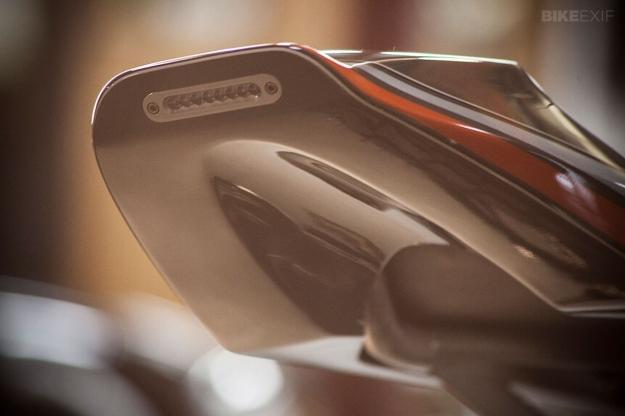 KTM 690-based tracker by Roland Sands Design