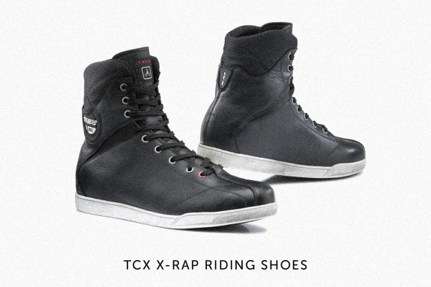 TCX X-Rap riding shoes