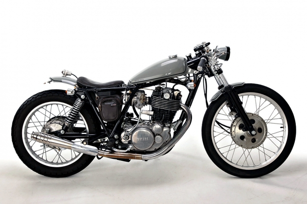 Yamaha SR400 by Motor Rock