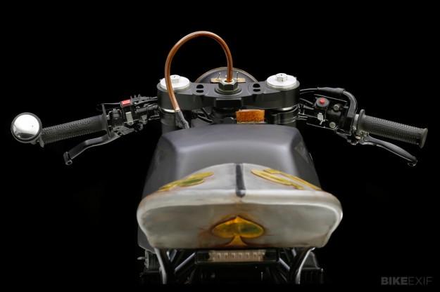 Yamaha YZF 426 custom