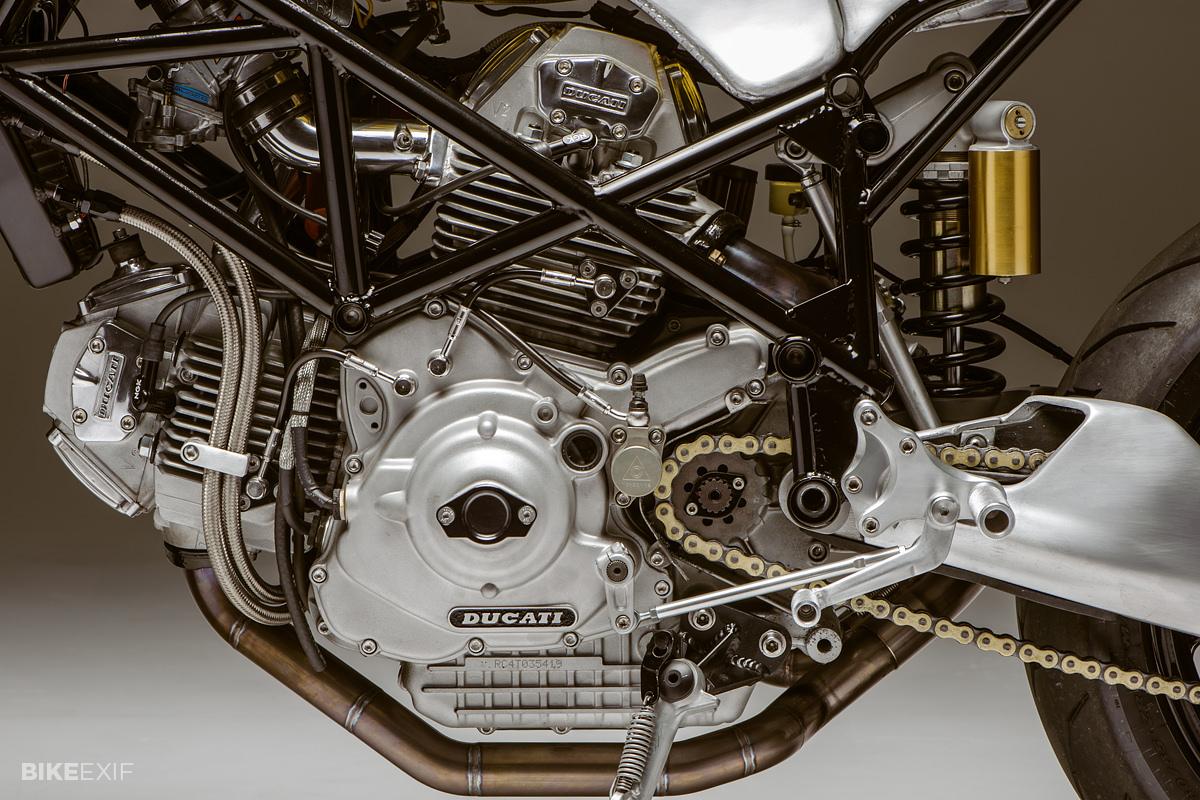 Ducati 900SS custom by Atom Bomb   Bike EXIF