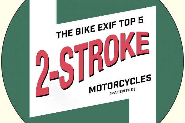 The Top 5 2-stroke motorcycles