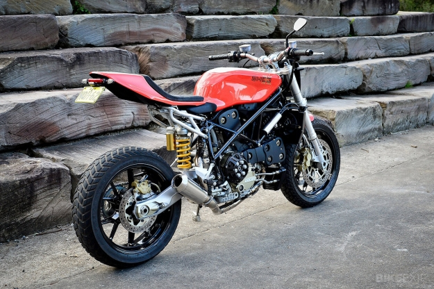 Ducati 749 By Shed X Bike Exif
