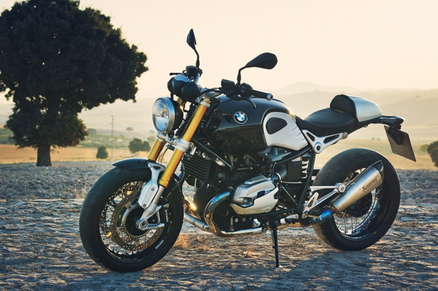 The new BMW R nineT