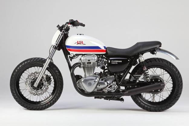 LSL Clubman Kawasaki W800